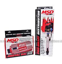 MSD 6425  85551 Combo Kit Inc. 6AL box with Pro Billet Distributor