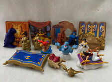 1992 Aladdin Cave Of Wonders Play Set Replacement Parts Action Figures Lot