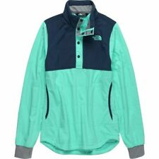 NWT The North Face Girls Mountain 1/4 Snap  Jacket Large 14 - 16 $98