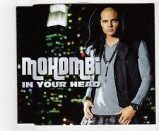 (GU673) Mohombi, In Your Head - 2011 DJ CD