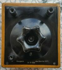 Reostato variabile 10 step in manganese alta precisione Elettronica Vintage