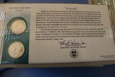 US MINT OFFICIAL 2004 WISCONSIN FIRST DAY COVER NEW IN PACKAGE