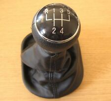 Gear Shift Knob 5 Speed + Gaiter VW Touran mk1 2003-2010 Caddy mk3 2001+