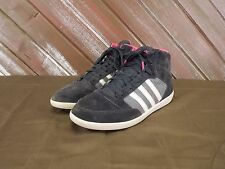 ADIDAS Hi High Top Sneakers Shoes Running Training Athletic Women's Size 9.5