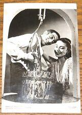 MARGOT FONTEYN LEONIDE MASSINE VINTAGE ORIGINAL TRICORNE POSTCARD BARON PHOTO