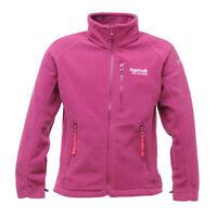 Regatta Marlin II Full Zip Kids Fleece Jacket