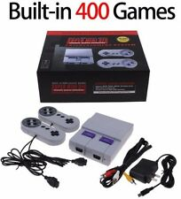 Super Mini SFC SNES 400 Classic Retro Video Games Entertainment System Nintendo