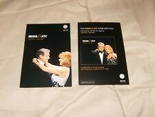 REGIS PHILBIN + JOY PROMO LOBBY CARD PHOTO JUST YOU. JUST ME.