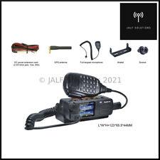 Kydera CDR-300UV 20W doble banda DMR Radio Móvil Vhf/uhf-Reino Unido Stock