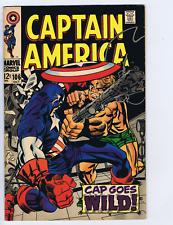 Captain America #106 Marvel 1968