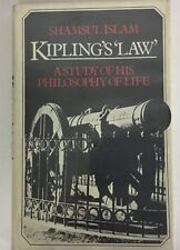 "Kipling's ""law"": A Study of His Philosophy of Life by Shamsul Islam (1975, Book)"