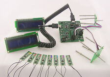 Speed Monitoring Packages for all model train gauges 2015 electronics. C-9 new.