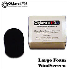 Windscreen for Oktava MK-219, MK-319, MK-419, MK-105, MKL-2500, ML-53 - NEW