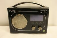 PURE EVOKE FLOW RDS FM DAB WiFi RADIO SPARE & REPAIR