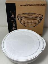 Pampered Chef 12- Cup Chillzanne Mini Bowl 2785