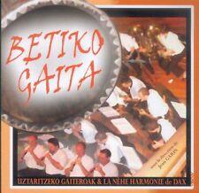 CD NEUF et scellé - BETIKO GAITA -C63