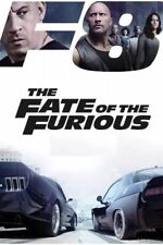 The Fate of The Furious (DVD,2017,1-Disc Set,)Brand New,Best Deal,Don't Miss!!!