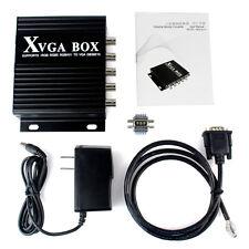 GBS-8219 XVGA CGA/EGA/RGB/RGBS/RGBHV/VGA Industrial Monitor Video Converter Sp