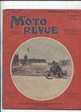 Moto Revue N°530  ; 6 mai  1933 : essais du vélomoteur PRESTER à moteur Vog