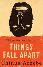 """Chinua Achebe """"THINGS FALL APART"""" - Brand New Softcover"""