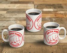 mug / tasse CHUCK NORRIS APPROVED
