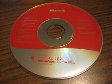 Microsoft IntelliPoint 6.2 IntelliPoint 6.2 For Mac Mouse Software