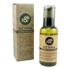 NEW Korean Cosmetic Hair Coating _ R&B Henna spa Therapy Cuticle Essence 100ml