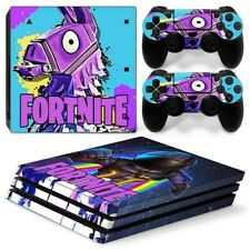 Fortnite Decal Vinyl For PS4 Pro Playstation 4 Skins Console Controller Stickers