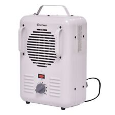 Home Office 1500W Electric Utility Space Heater Thermostat Air Heating US