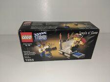 Lego Studios #1355 Temple Of Gloom Sealed Box