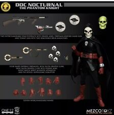 In Hand MEZCO ONE:12 DOC NOCTURNAL w/swag set Large T-Shirt