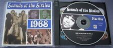 SOUNDS OF THE SIXTIES 1968 Time Life 2 x CD NEAR MINT Beach Boys Hollies Monkees