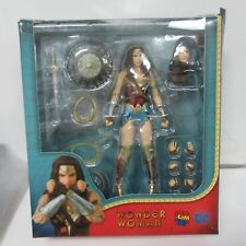 DC Wonder Woman Mafex #048 Action Figure Box Damage #6