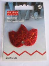 Goldzack Parche Aplicación Remiendo Para Planchar Bordado 926129