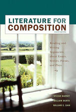 Literature for Composition: Essays-ExLibrary