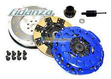 FX KAVLAR CLUTCH KIT+FIDANZA FLYWHEEL 1999-00 BMW 328i E46 528i E39 Z3 2.8L M52
