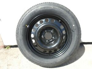 Vauxhall Astra G 1998 to 2004 -  Spare Wheel & Tyre 195/60 R15