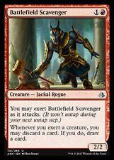 Battlefield Scavenger NM X4 Amonkhet Red Uncommon MTG