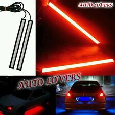 ★Imported Car COB LED 17cm Fog DRL Day Light - TATA BOLT - 2Pcs-RED ★