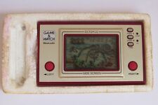 Nintendo Game and Watch game vintage rare OCTOPUS BOXED!! good condition