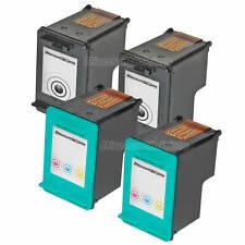 4pk Ink Cartridge for HP 94 95 94 Officejet H470 6210 7310 7210 7410 100 6200