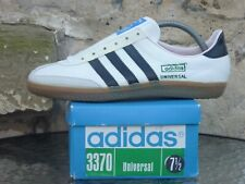 Vintage 1970s Adidas Universal UK 7.5 Made In West Germany Deadstock OG 70s