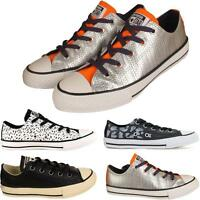 Womens Ladies New Lace Up All Star Converse CT Girls Trainers Shoes Sizes Uk 3-8