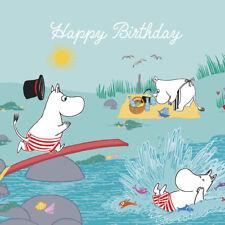 Birthday Card Beach