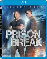 Prison Break: Season 4 [New Blu-ray] Boxed Set, Dolby, Digital Theater