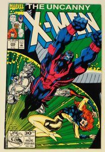 X-Men #286 (10GM/1st APP Tra-Mai-A-Zath and Avatar! Jim Lee Cover!!)