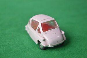 CORGI TOYS 233 HEINKEL BUBBLE CAR ORIGINAL VINTAGE MODEL