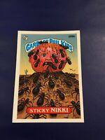 1987 Topps Garbage Pail Kids #288B STICKY NIKKI ......NM-MT