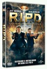 Dvd Poliziotti Dall'Aldilà R.I.P.D.  ***Jeff Bridges & Ryan Reynolds ***..NUOVO