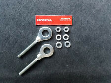 HONDA QA50 OEM Rear Chain Adjuster Kit With Hardware